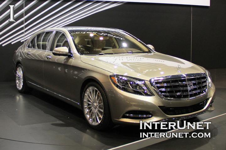 2016-Mercedes-Maybach-S600-front