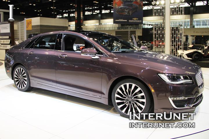 2017-Lincoln-MKZ-exterior