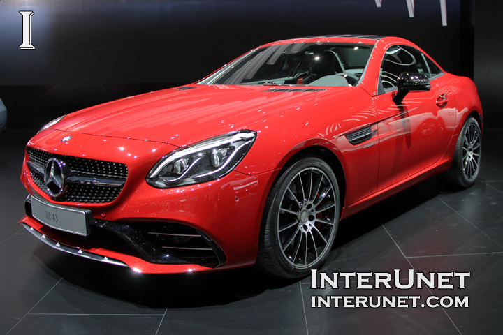 2017 mercedes benz slc 43 amg interunet. Black Bedroom Furniture Sets. Home Design Ideas