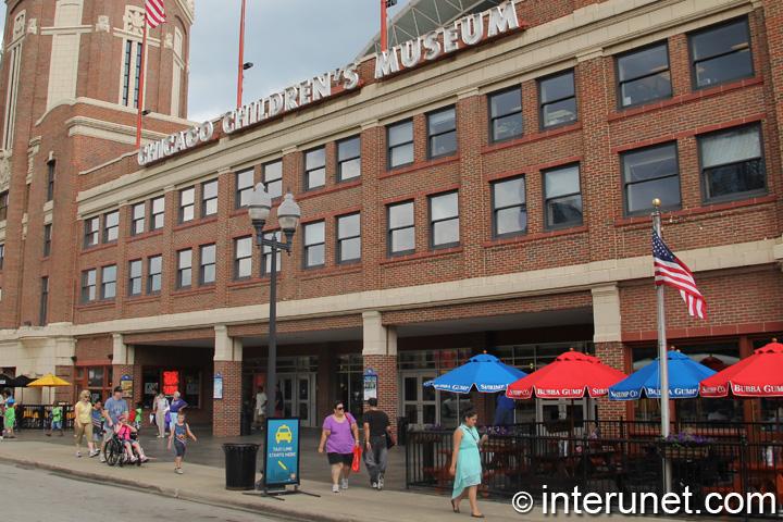 Chicago Children's Museum on navy Pier