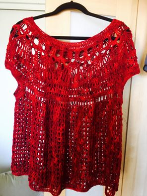 summer-top-red