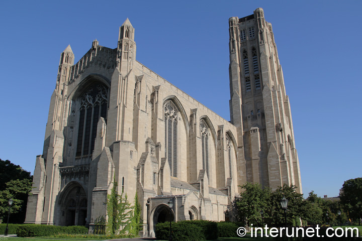 rockefeller chapel university of chicago