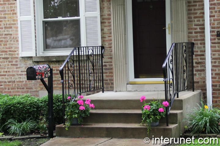 Concrete Front Porch Interunet