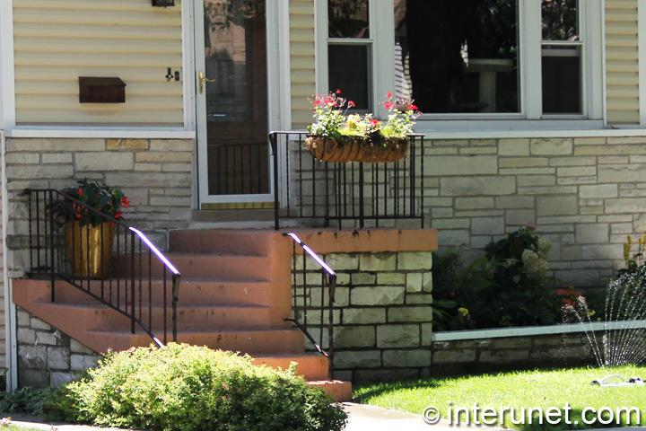 Concrete Porch On Stone Foundation Interunet