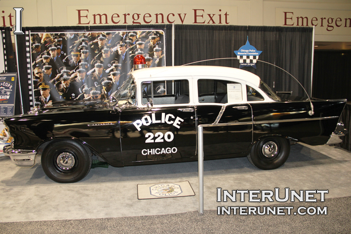 1957-Chevrolet-Model-150-Chicago-Police-car