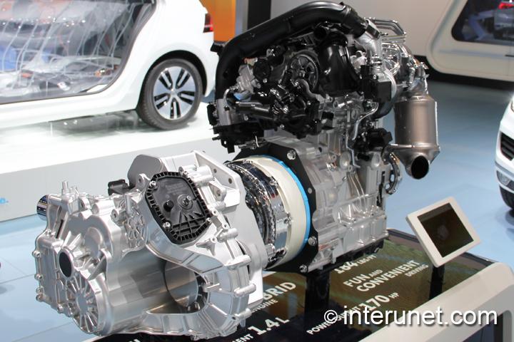 2017 Volkswagen Jetta Hybrid Engine And Transmission