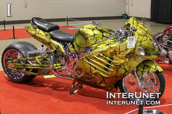 Suzuki-Hayabusa-Scorpion-Bike