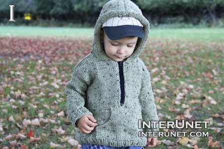 knit-hooded-sweater-for-child