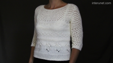 knit-womens-sweater-with-sleeves
