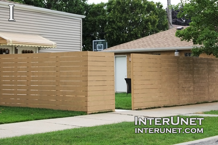 white horizontal wood fence. horizontalwoodboardsfenceonwoodenposts white horizontal wood fence