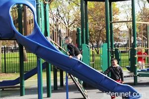 children-on-playground