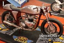 1959 Triumph Triton custom
