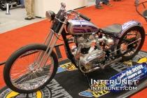 1967 Triumph Bonneville T120 custom