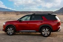 2022_Nissan_Pathfinder_Platinum