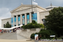 Shedd Aquarium outside view