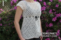 blouse-crochet-pattern