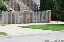 brick-posts-low-wood-fence-grey