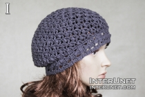 slouchy-hat-crochet-pattern