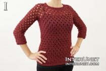 seamless sweater crochet pattern