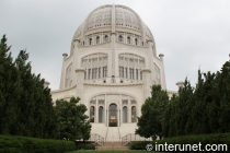 Baha'i-Temple-Wilmette-Illinois