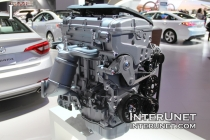 Hyundai 2.0-Liter Atkinson 4-cylinder engine