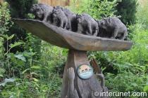 animals-woodwork