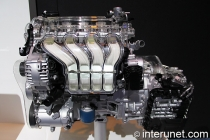 engine with 6-speed automatic transmission