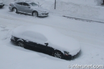 car-covered-with-snow