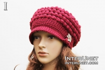 hat-crochet-pattern-beginners