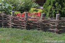 old-style-decorative-wood-fence