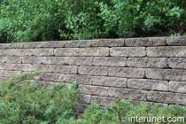 stone-blocks-fence-with-hedge