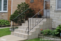 tile-stairs-with-steel-railing