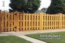 wood-fence-with-gates