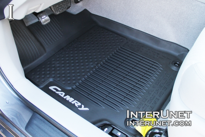 2016-Toyota-Camry-All-Weather-Floor-Liner-driver-side