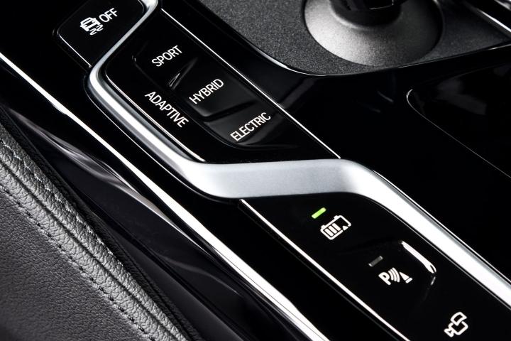 2021 BMW 545e xDrive Sedan drive modes
