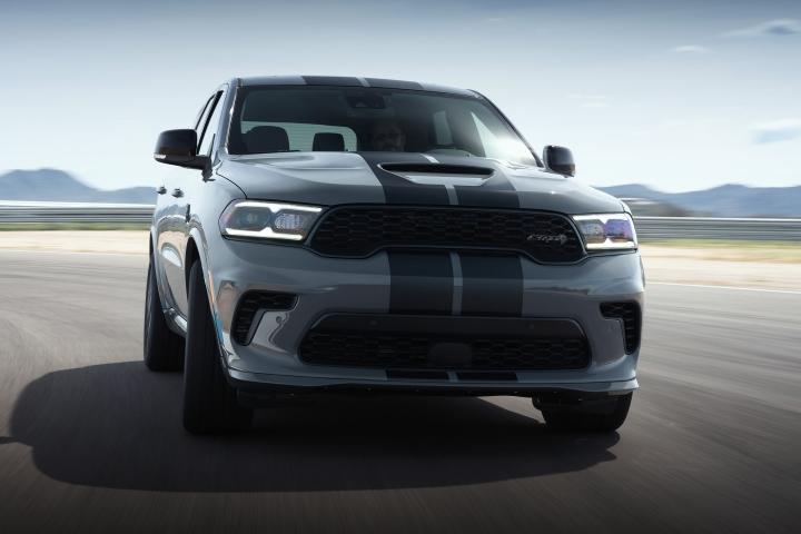 2021 Dodge Durango SRT Hellcat 7-passenger