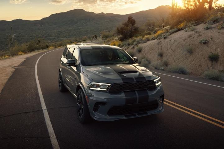 2021 Dodge Durango SRT Hellcat performance