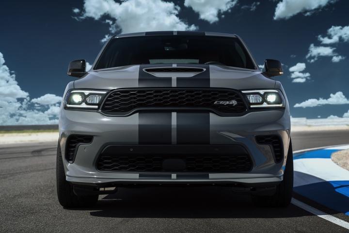 2021 Dodge Durango SRT Hellcat front