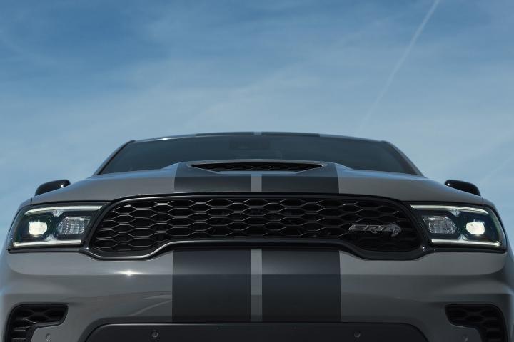 2021 Dodge Durango SRT Hellcat bumper grille