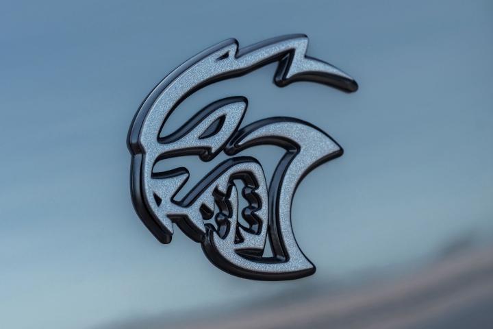 2021 Dodge Durango SRT Hellcat logo