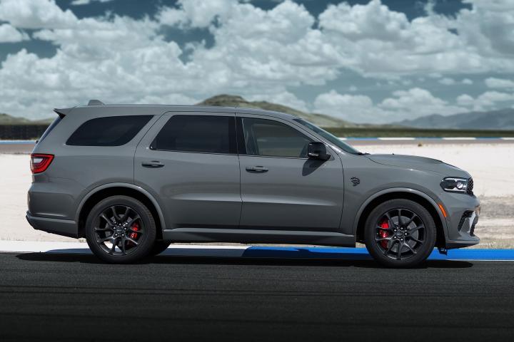 2021 Dodge Durango SRT Hellcat passenger side