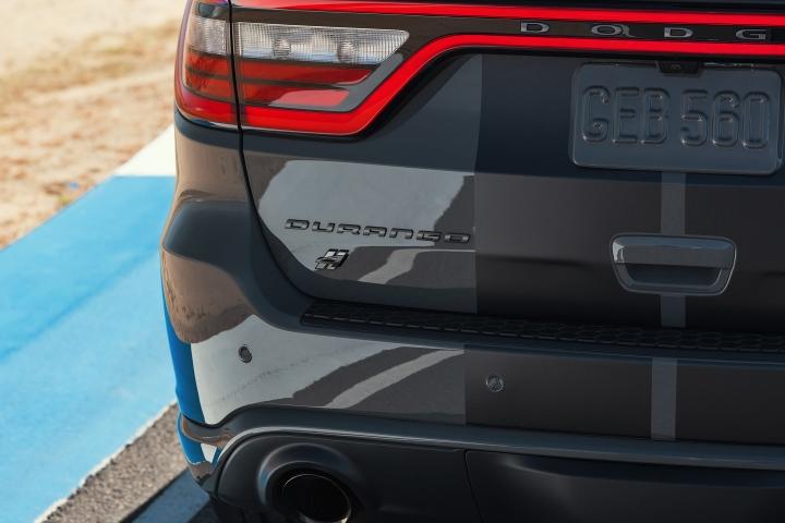2021 Dodge Durango SRT Hellcat rear bumper light