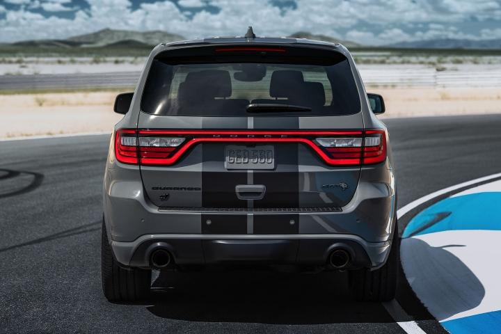 2021 Dodge Durango SRT Hellcat rear door