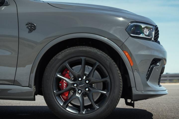 2021 Dodge Durango SRT Hellcat rims