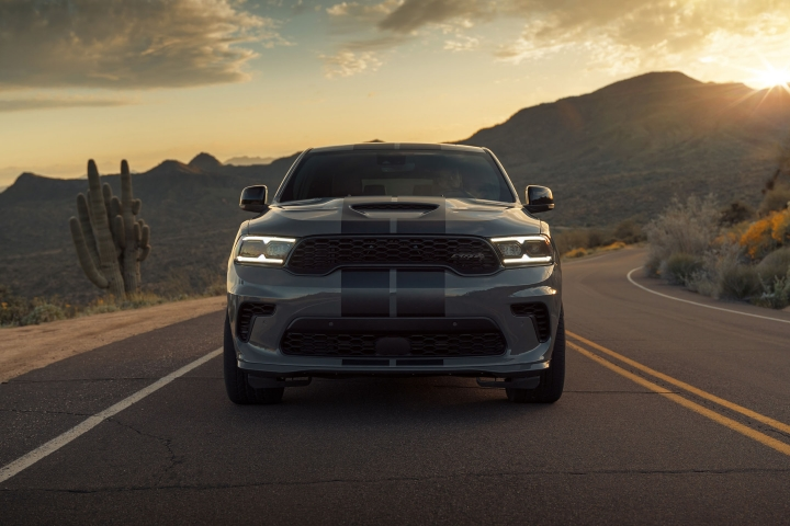 2021 Dodge Durango SRT Hellcat drive