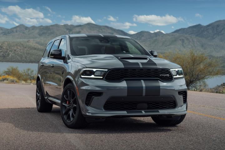 2021 Dodge Durango SRT Hellcat supercharged suv