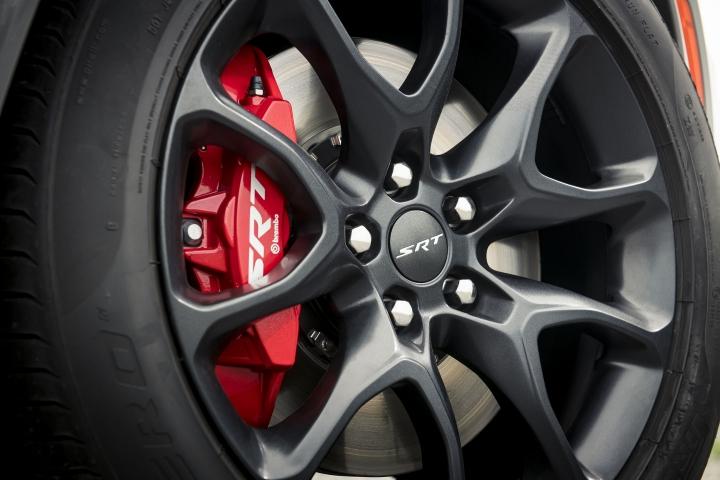 2021 Dodge Durango SRT Hellcat wheel