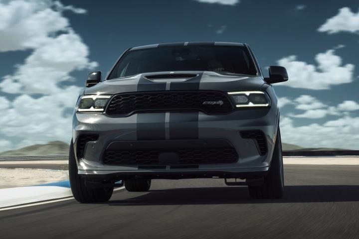 2021 Dodge Durango SRT Hellcat low front