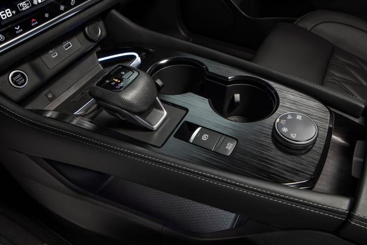 2021 Nissan Rogue Platinum AWD drive modes
