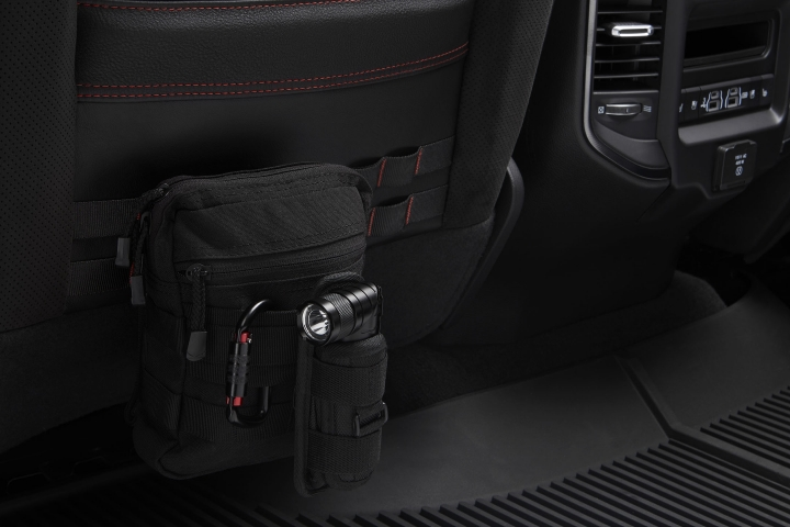 2021 RAM TRX tool bag holder
